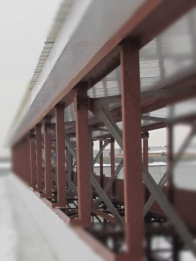 Строительство производства, Подольск