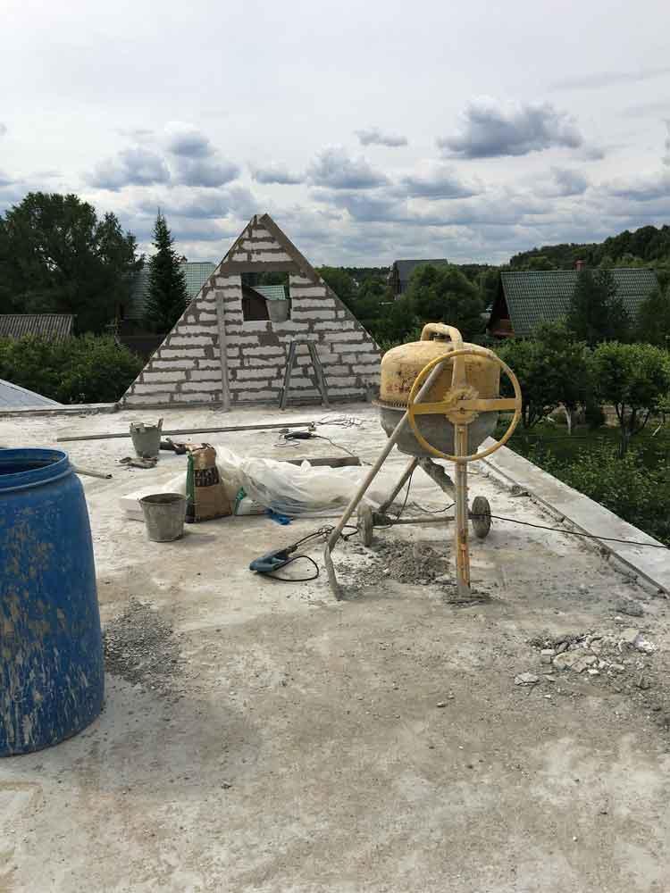 крыша ремонт мягкой кровли